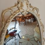 Vintage French Style Long Mirror