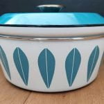 LARGE CASSEROLE DISH BY CATHERINE HOLM