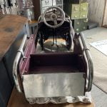 1950's Childs station wagon pedal car