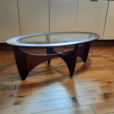 G Plan Oval Astro Table
