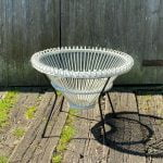 COFFEE TABLE BY FRANCO ALBINI 1950'S