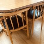 DANISH INSPIRED MID CENTURYTABLE AND CHAIRS