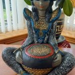 Tretchikoff Exotic Lady Table Lamp